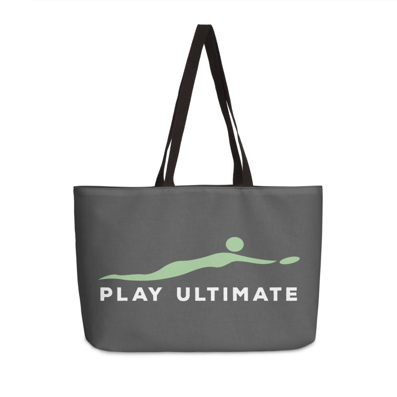 Play Ultimate Two Accessories Weekender Bag Bag by Puttyhead's Artist Shop