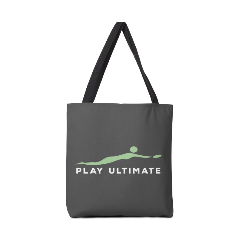 Play Ultimate Two Accessories Tote Bag Bag by Puttyhead's Artist Shop