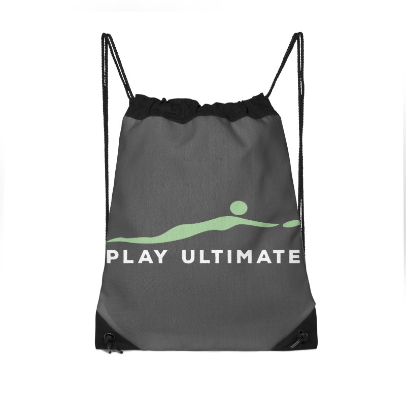 Play Ultimate Two Accessories Drawstring Bag Bag by Puttyhead's Artist Shop