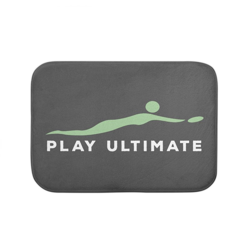 Play Ultimate Two Home Bath Mat by Puttyhead's Artist Shop