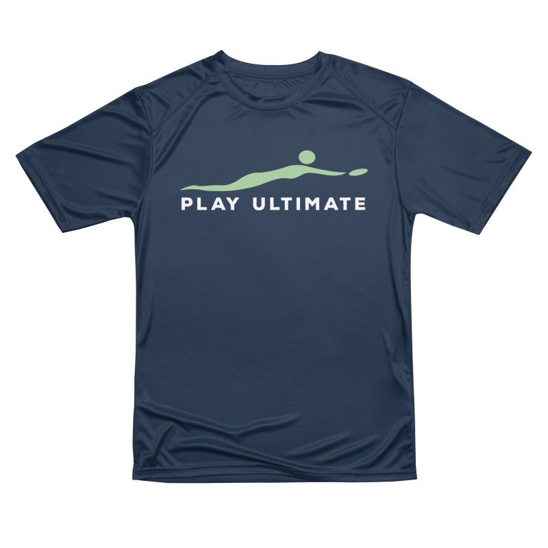 Play Ultimate Two Women's Performance Unisex T-Shirt by Puttyhead's Artist Shop
