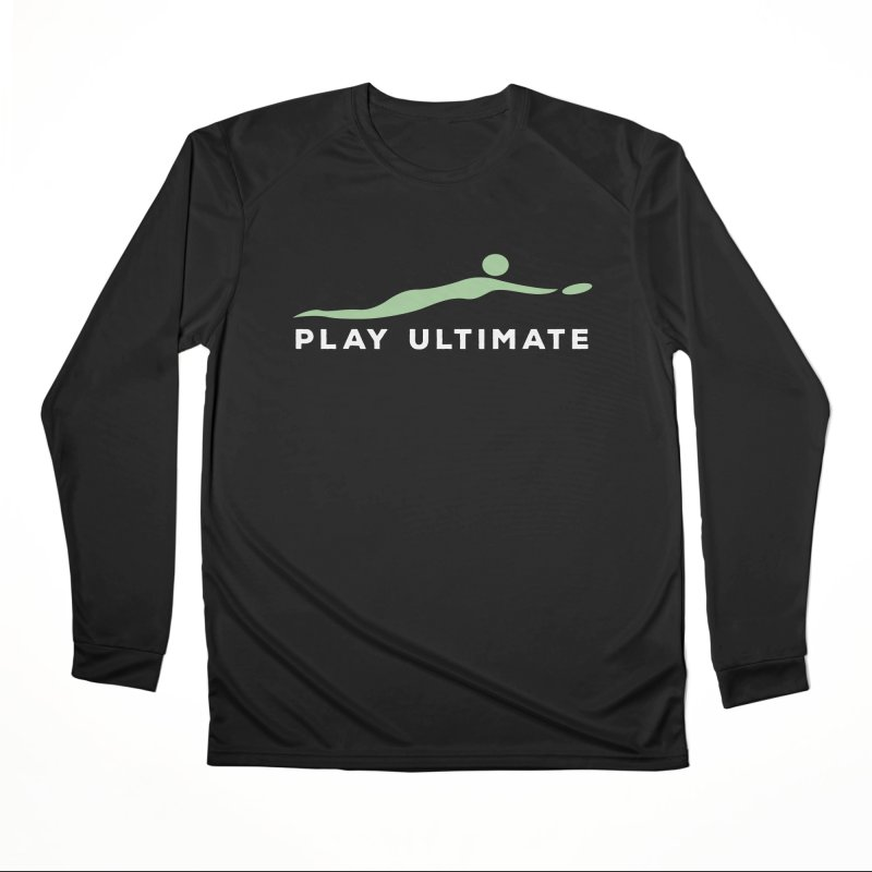 Play Ultimate Two Women's Performance Unisex Longsleeve T-Shirt by Puttyhead's Artist Shop