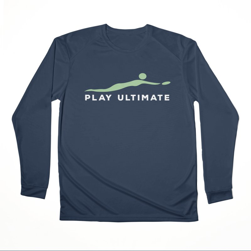 Play Ultimate Two Men's Performance Longsleeve T-Shirt by Puttyhead's Artist Shop