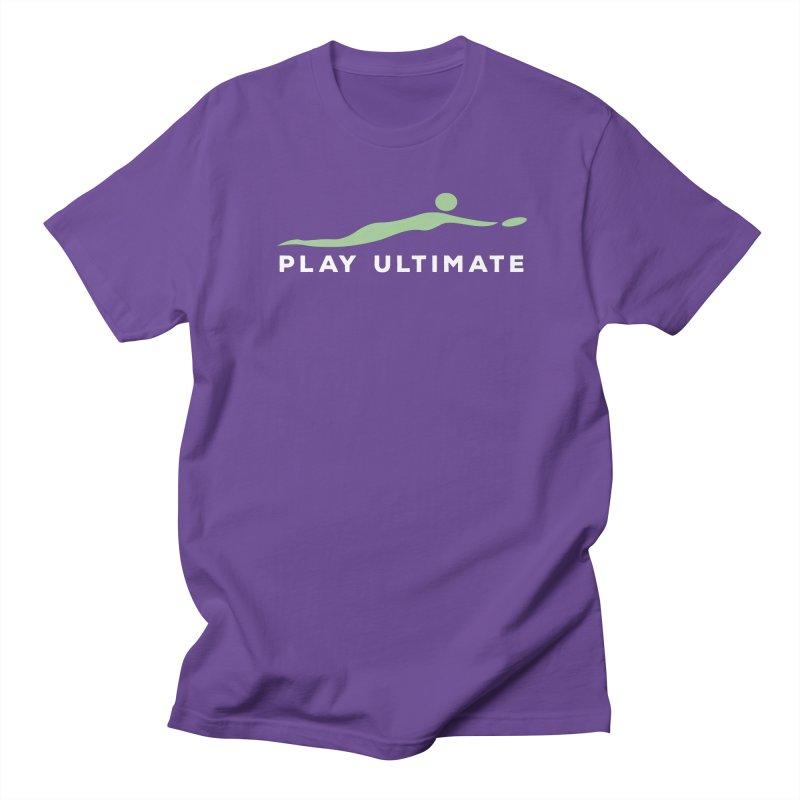 Play Ultimate Two Women's Regular Unisex T-Shirt by Puttyhead's Artist Shop