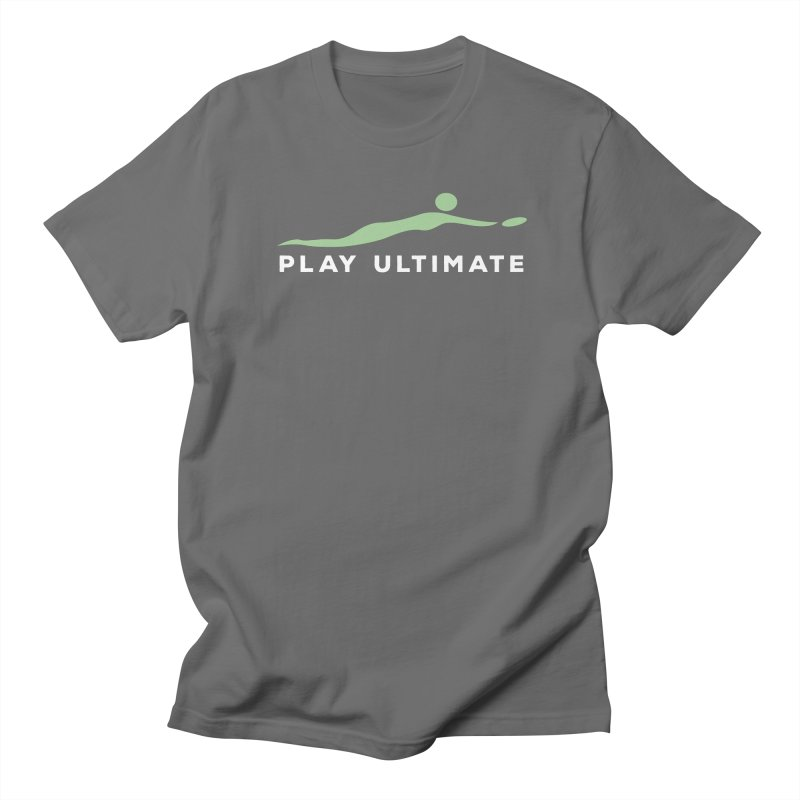 Play Ultimate Two Men's T-Shirt by Puttyhead's Artist Shop