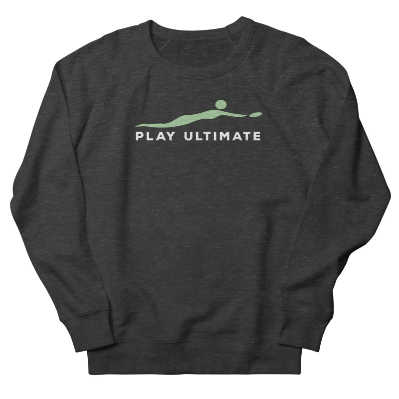 Play Ultimate Two Women's French Terry Sweatshirt by Puttyhead's Artist Shop