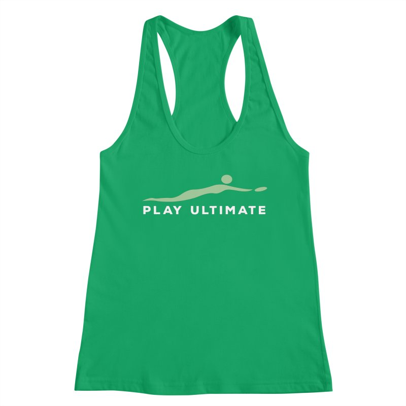 Play Ultimate Two Women's Tank by Puttyhead's Artist Shop