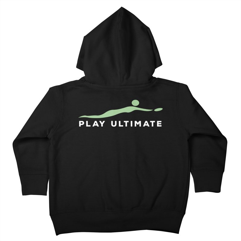Play Ultimate Two Kids Toddler Zip-Up Hoody by Puttyhead's Artist Shop