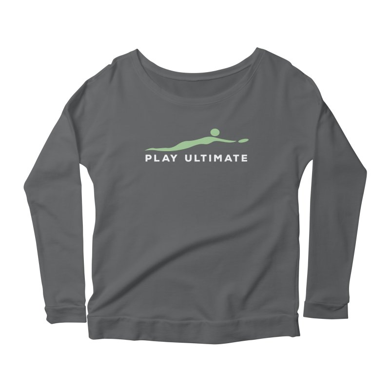 Play Ultimate Two Women's Longsleeve T-Shirt by Puttyhead's Artist Shop