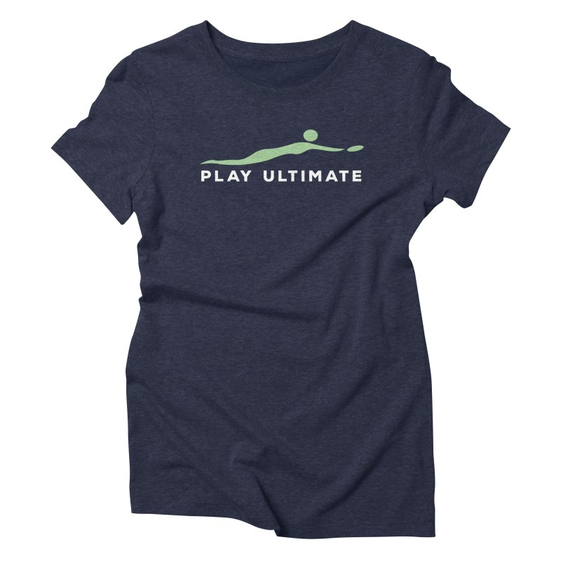 Play Ultimate Two Women's T-Shirt by Puttyhead's Artist Shop