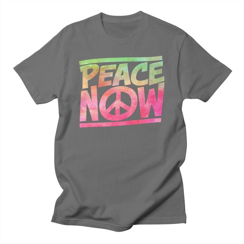 Peace Now Women's T-Shirt by Puttyhead's Artist Shop