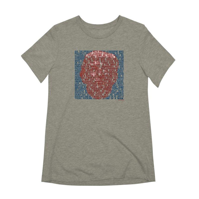 Moxon Women's Extra Soft T-Shirt by Puttyhead's Artist Shop