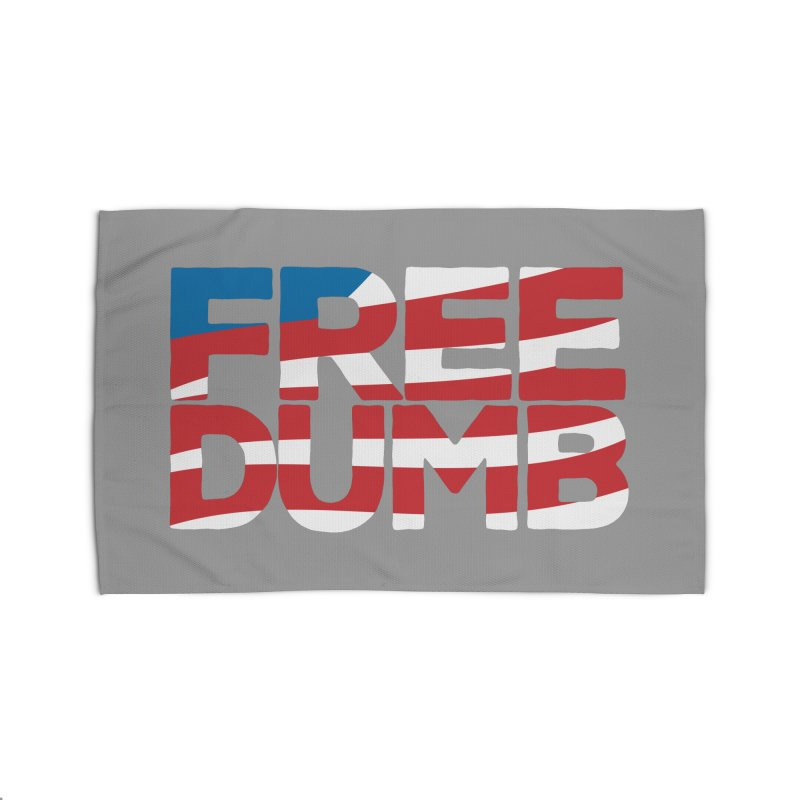 Free Dumb Home Rug by Puttyhead's Artist Shop