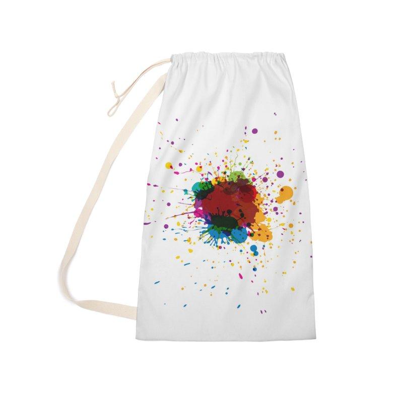 Splotch! (just one) Accessories Bag by Puttyhead's Artist Shop