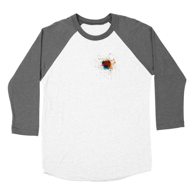 Splotch! (just one) Women's Longsleeve T-Shirt by Puttyhead's Artist Shop