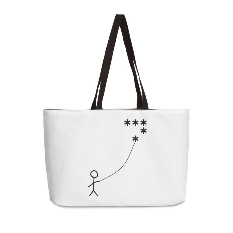 Go Fly a Kite - Light Accessories Bag by Puttyhead's Artist Shop