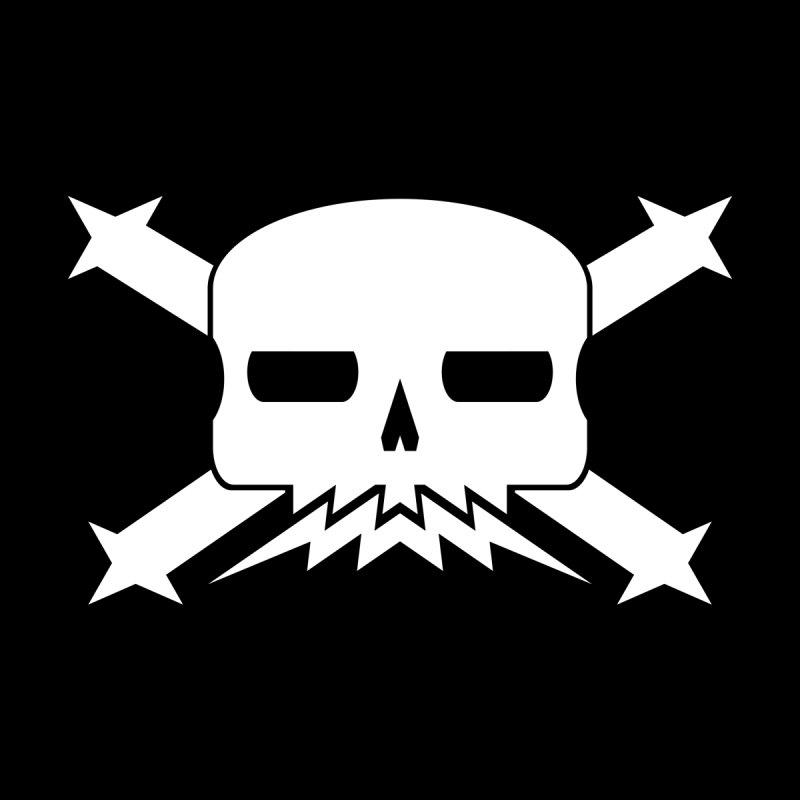 Space Skull Men's T-Shirt by Puttyhead's Artist Shop