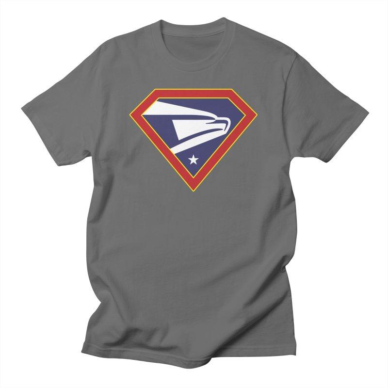 SUPERMAIL Men's T-Shirt by Puttyhead's Artist Shop