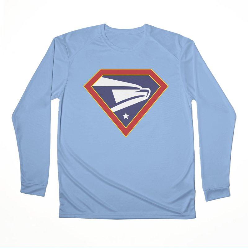 SUPERMAIL Men's Longsleeve T-Shirt by Puttyhead's Artist Shop
