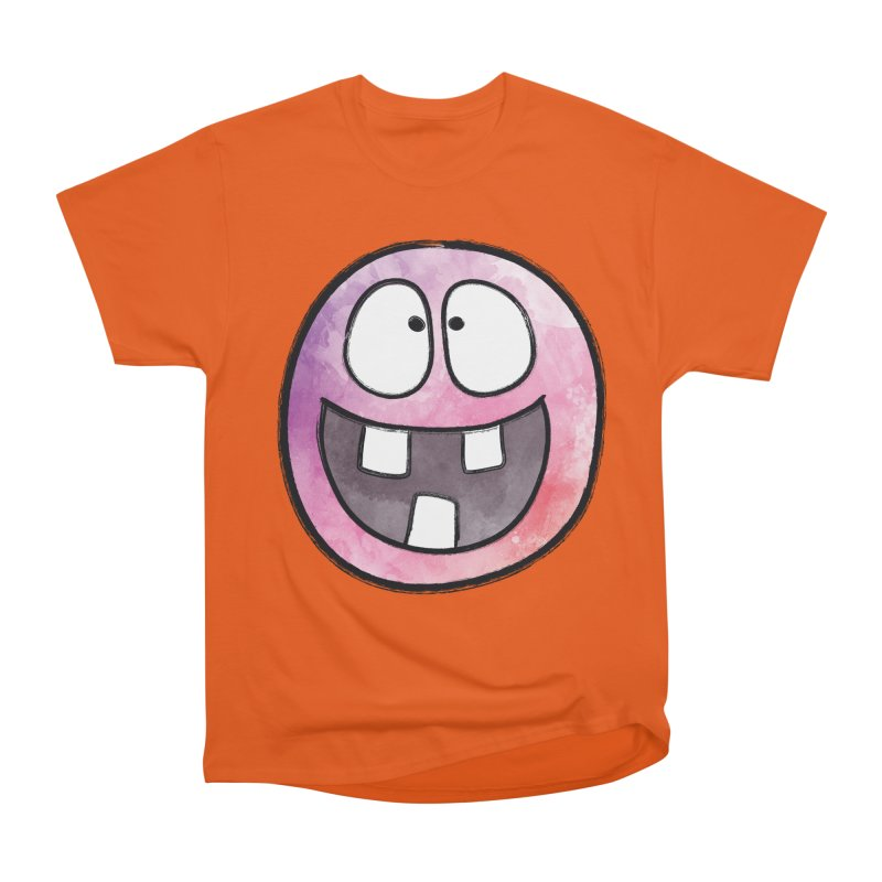 Smiley-Face - 3-teeth Men's Classic T-Shirt by Puttyhead's Artist Shop