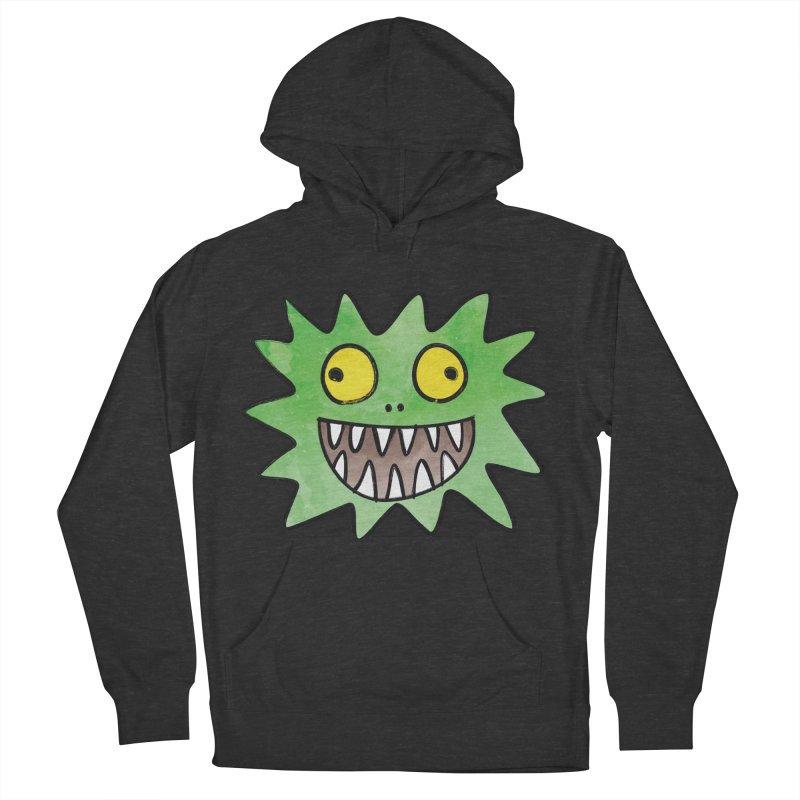 Smiley-Face - Monster Women's Pullover Hoody by Puttyhead's Artist Shop
