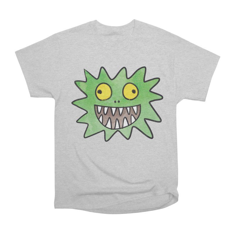 Smiley-Face - Monster Women's Classic Unisex T-Shirt by Puttyhead's Artist Shop