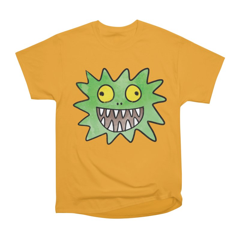 Smiley-Face - Monster Men's Classic T-Shirt by Puttyhead's Artist Shop