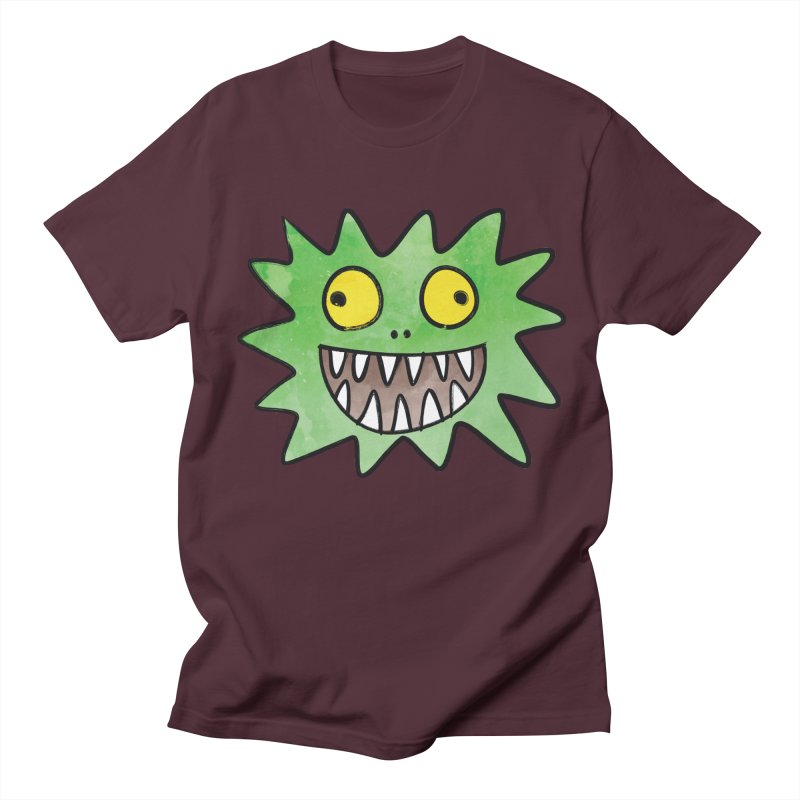 Smiley-Face - Monster Women's Unisex T-Shirt by Puttyhead's Artist Shop