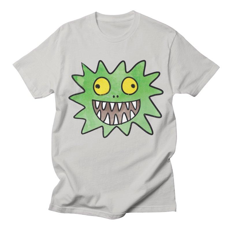 Smiley-Face - Monster Women's Unisex T-Shirt by Puttyhead's Artist Shop