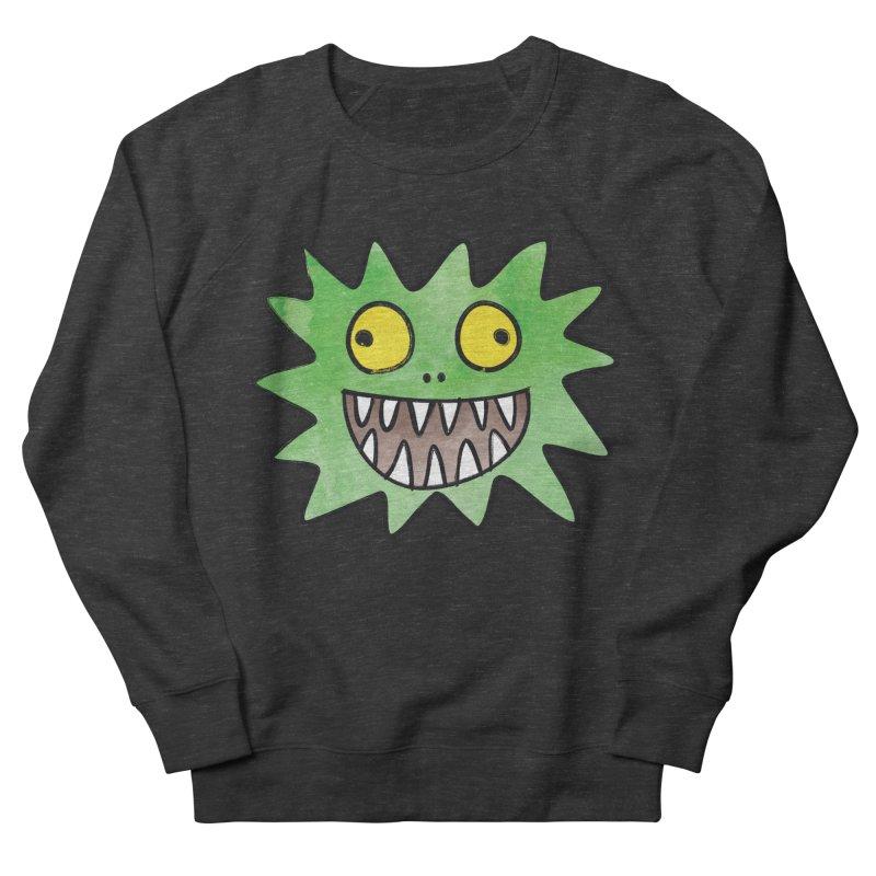 Smiley-Face - Monster Women's Sweatshirt by Puttyhead's Artist Shop