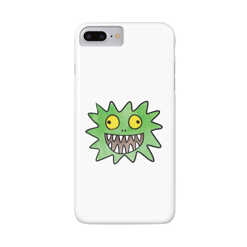 Smiley-Face - Monster Accessories Phone Case by Puttyhead's Artist Shop