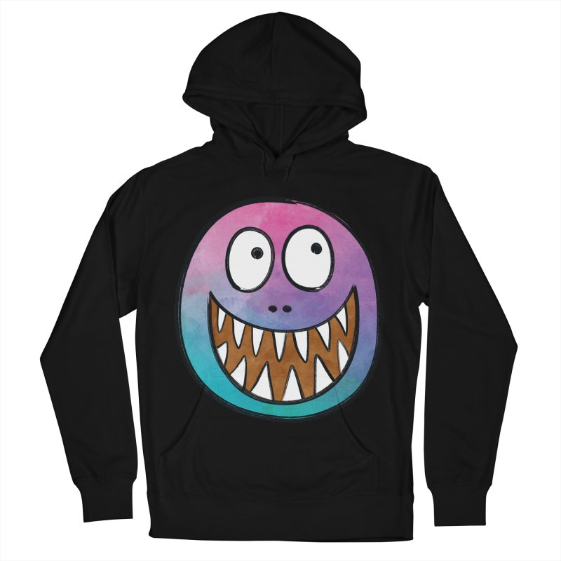 Smiley-Face - Toothy Grin Women's Pullover Hoody by Puttyhead's Artist Shop