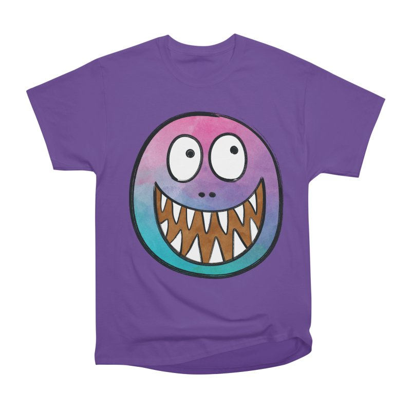 Smiley-Face - Toothy Grin Men's Classic T-Shirt by Puttyhead's Artist Shop