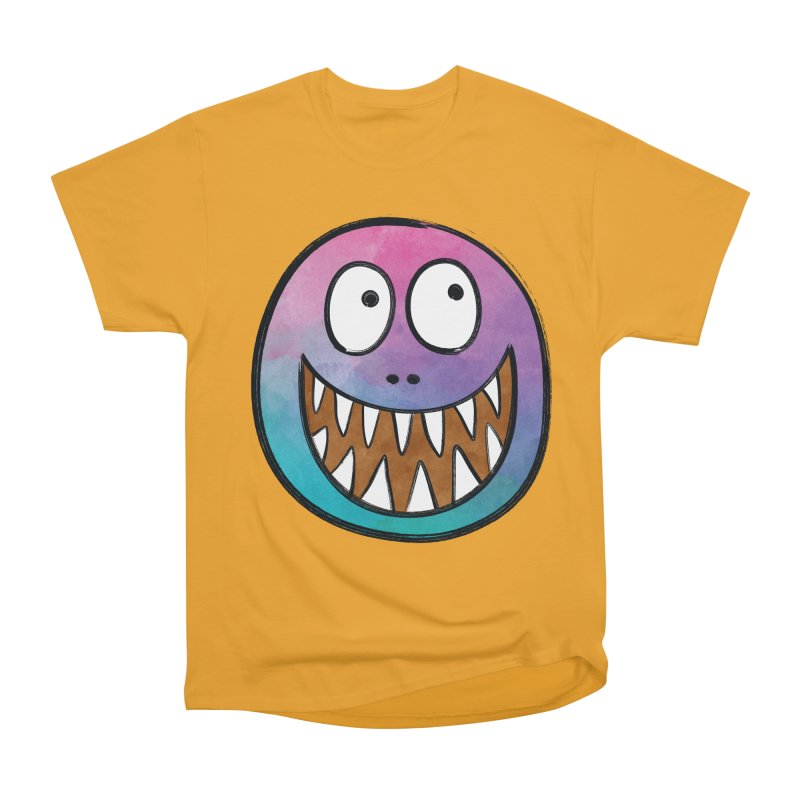 Smiley-Face - Toothy Grin Women's Classic Unisex T-Shirt by Puttyhead's Artist Shop