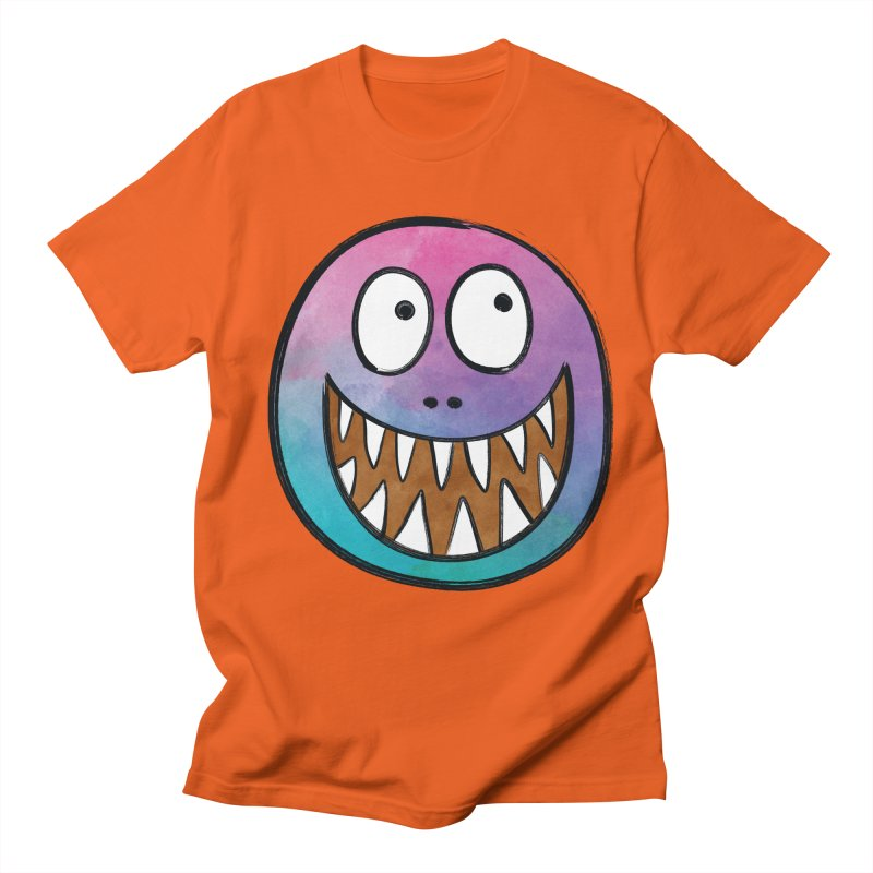 Smiley-Face - Toothy Grin Women's Unisex T-Shirt by Puttyhead's Artist Shop