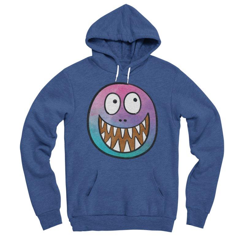 Smiley-Face - Toothy Grin Women's Sponge Fleece Pullover Hoody by Puttyhead's Artist Shop