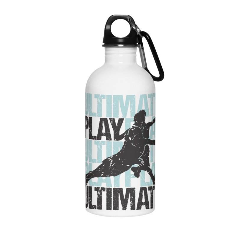 Play Ultimate 1 Accessories Water Bottle by Puttyhead's Artist Shop