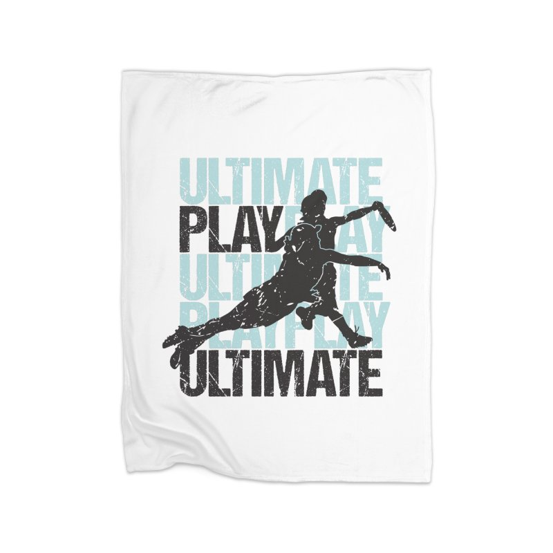 Play Ultimate 1 Home Blanket by Puttyhead's Artist Shop