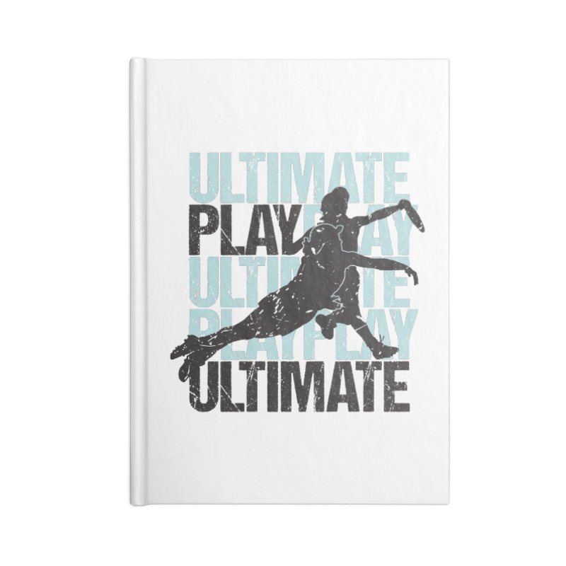 Play Ultimate 1 Accessories Notebook by Puttyhead's Artist Shop
