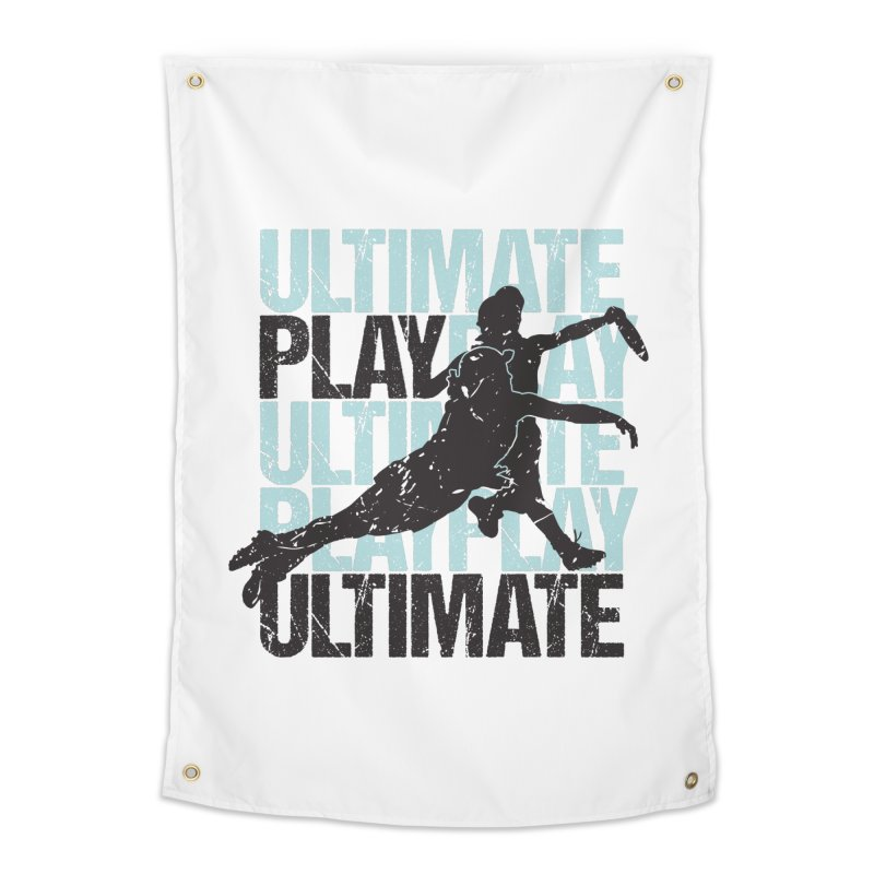 Play Ultimate 1 Home Tapestry by Puttyhead's Artist Shop