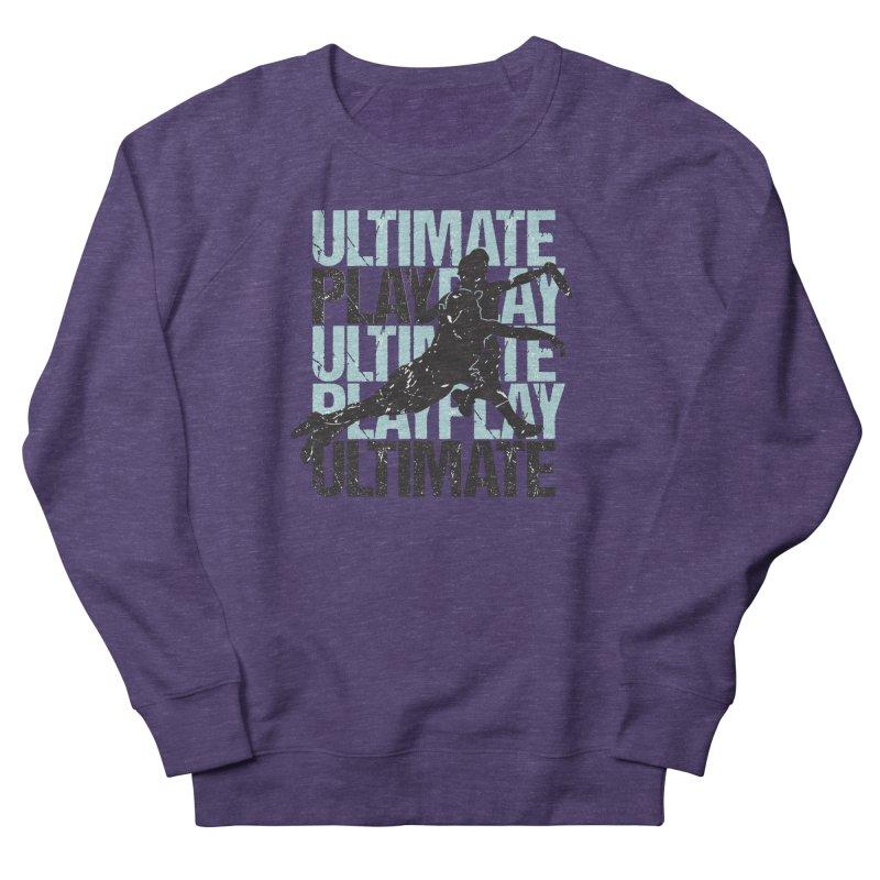Play Ultimate 1 Men's Sweatshirt by Puttyhead's Artist Shop