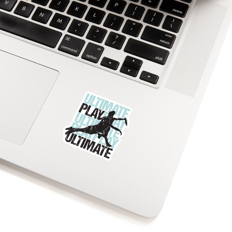 Play Ultimate 1 Accessories Sticker by Puttyhead's Artist Shop