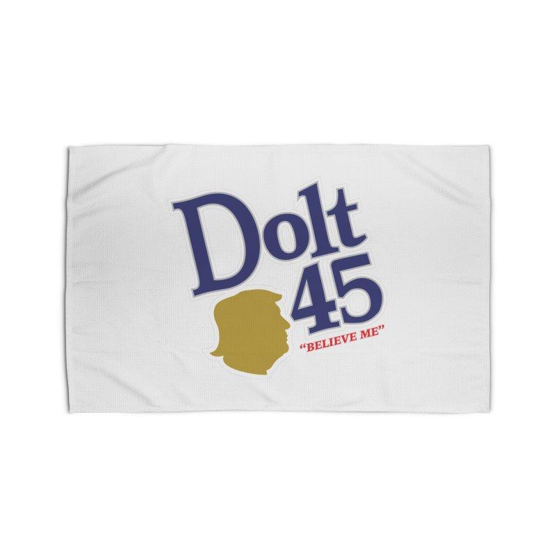 Dolt 45 Home Rug by Puttyhead's Artist Shop