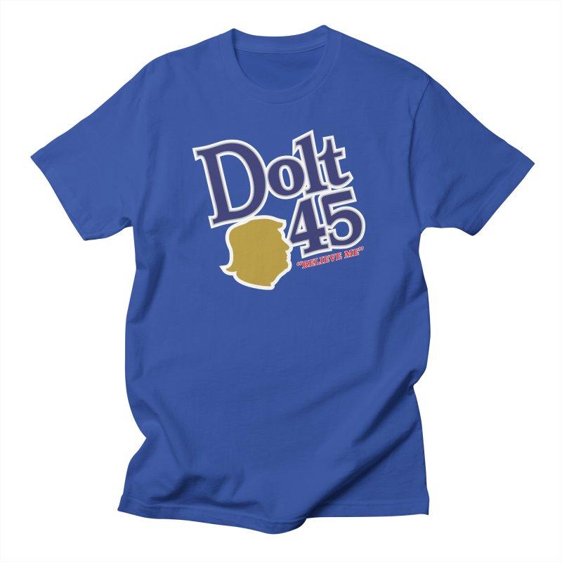 Dolt 45 Men's T-Shirt by Puttyhead's Artist Shop