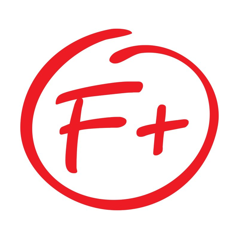 F+ by Puttyhead's Artist Shop