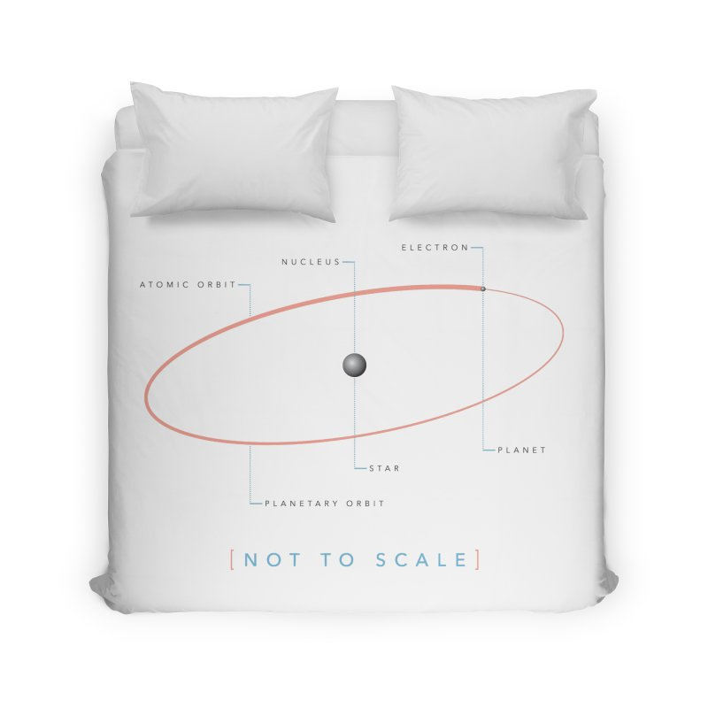 [NOT TO SCALE] Home Duvet by Puttyhead's Artist Shop
