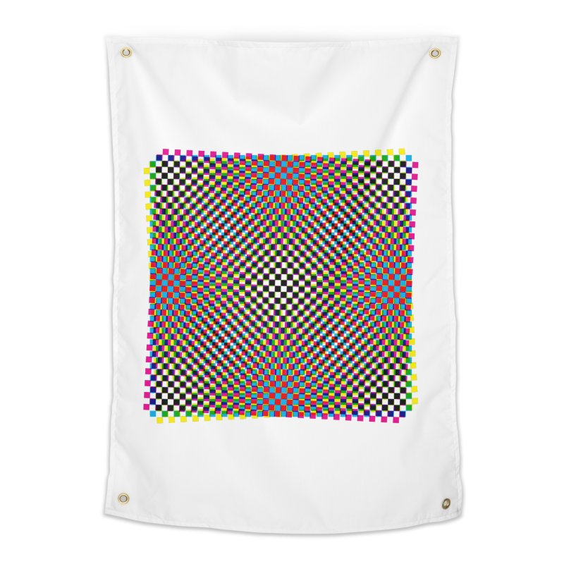 Moire 1 Home Tapestry by Puttyhead's Artist Shop