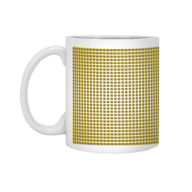 Moire 2 Accessories Mug by Puttyhead's Artist Shop
