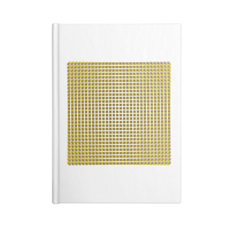 Moire 2 Accessories Notebook by Puttyhead's Artist Shop