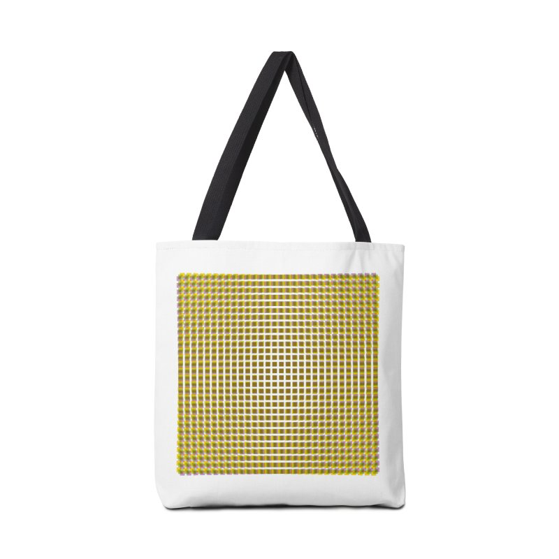 Moire 2 Accessories Bag by Puttyhead's Artist Shop